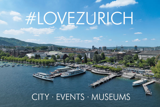 #lovezurich: Zurich City, Events and Museums